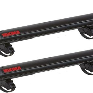Yakima FatCat 6 Evo Black skidrager